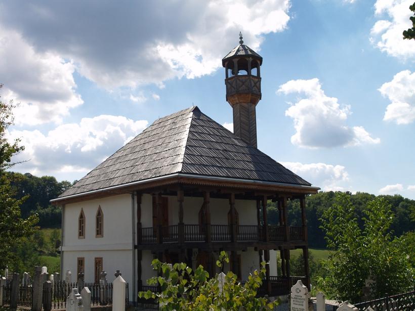 Stara džamija Špionica